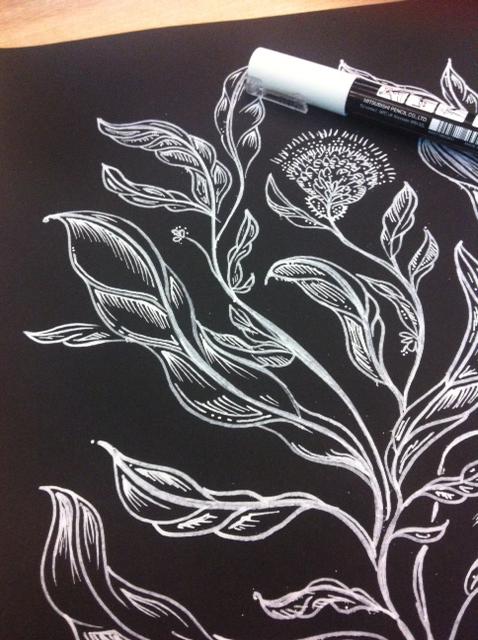 foto stift-plantjes